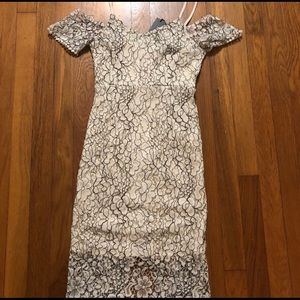 Romeo and Juliet white lace dress NWOT